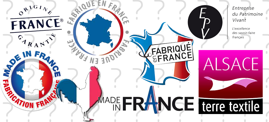 Tissu biologique certifié Gots made In France