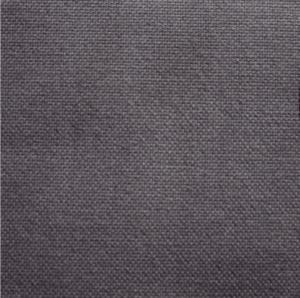 photo de détail de l'armure natté avec l'entrecroisement des fils visible